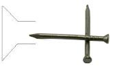 Cone head steel nail