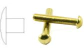 Franck cut brass nail