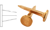 Copper tack