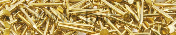 Brass-plated steel