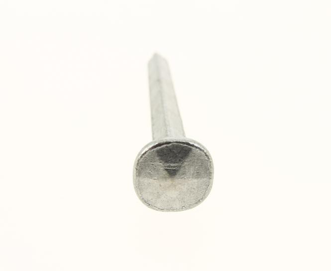 6-sided head steel forged nail (100 nails)